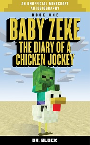 Dr  Block Books -- Great Minecraft Books for Kids